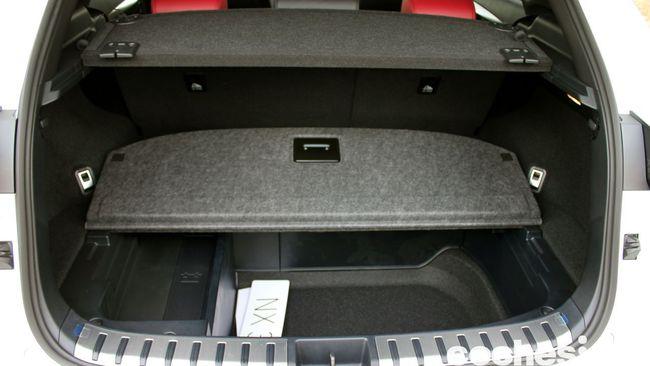 Prueba Lexus NX 300h 31