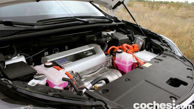 Prueba Lexus NX 300h 38