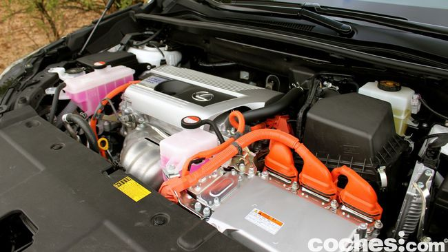 Prueba Lexus NX 300h 40