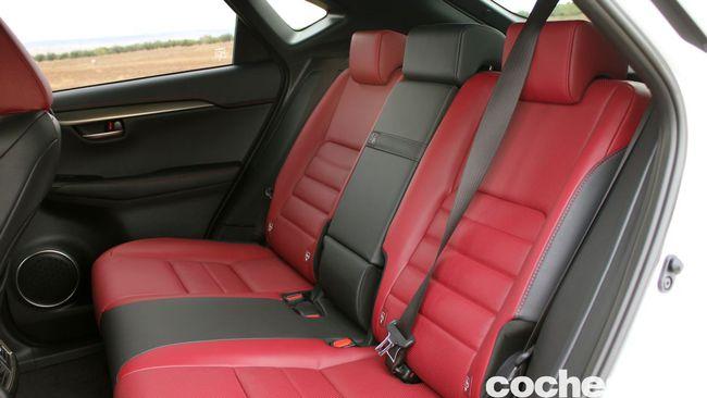 Prueba Lexus NX 300h 55