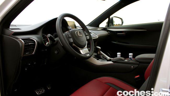 Prueba Lexus NX 300h 59