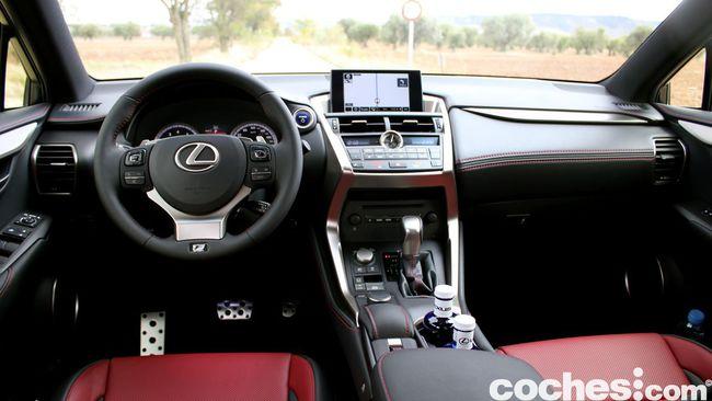 Prueba Lexus NX 300h 64