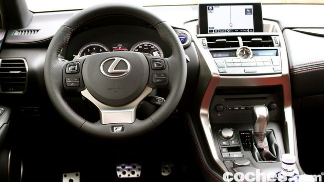 Prueba Lexus NX 300h 65
