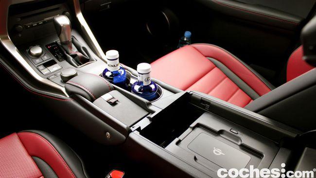 Prueba Lexus NX 300h 71