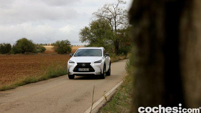 Prueba Lexus NX 300h 76