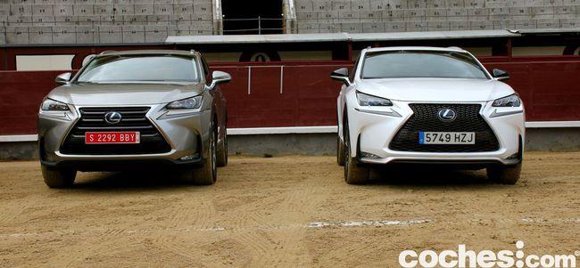 Prueba Lexus NX 300h 92