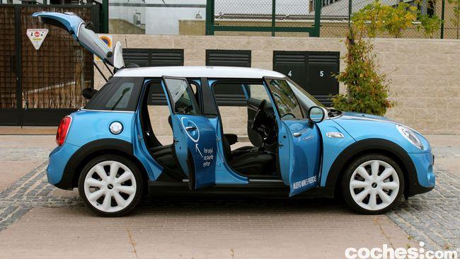 Prueba MINI 5 puertas Cooper SD - 00103