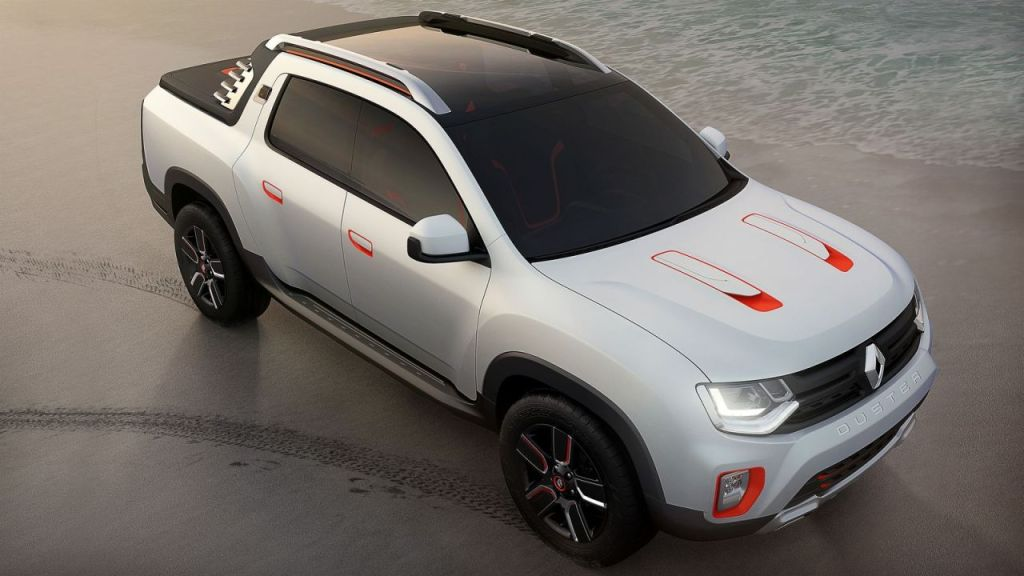 Renault Duster Oroch Concept 2014 05