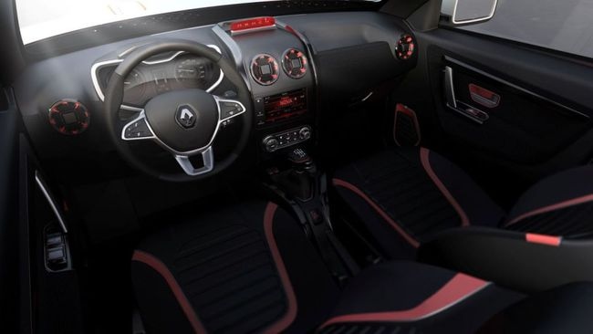 Renault Duster Oroch Concept 2014 07