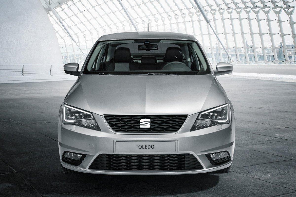 Seat Toledo faros LED 01