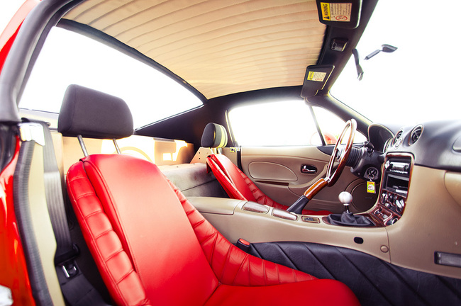 Simpson Design Mazda MX-5 Interior