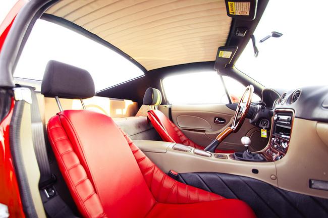 Simpson Design Mazda MX-5 Interior