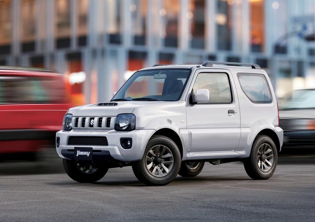 Suzuki Jimny 2015 01