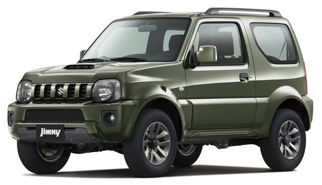 Suzuki Jimny 2015 03