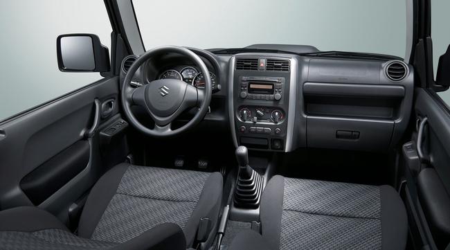 Suzuki Jimny 2015 05