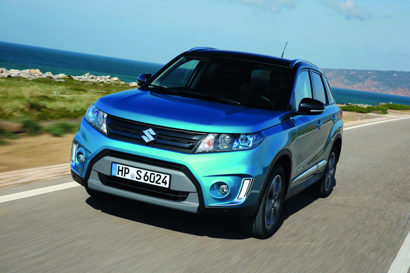 2016 Suzuki Vitara Review - Photos | CarAdvice