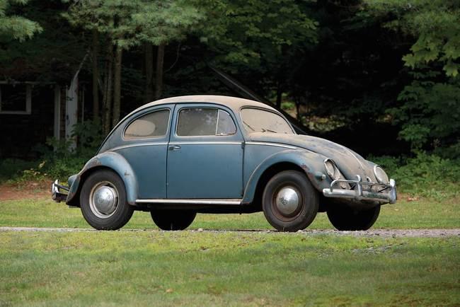 V - 1956 Volkswagen Type 1 Beetle