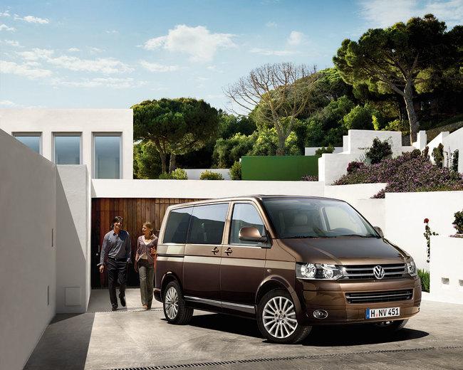 Volkswagen Multivan Premium 2014 01