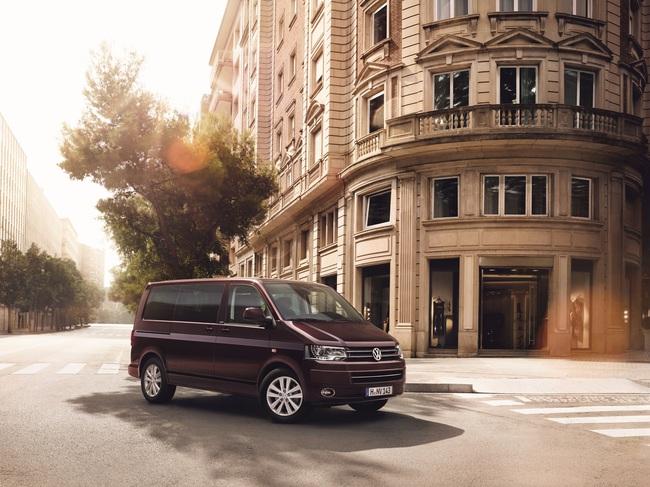 Volkswagen Multivan Premium 2014 03