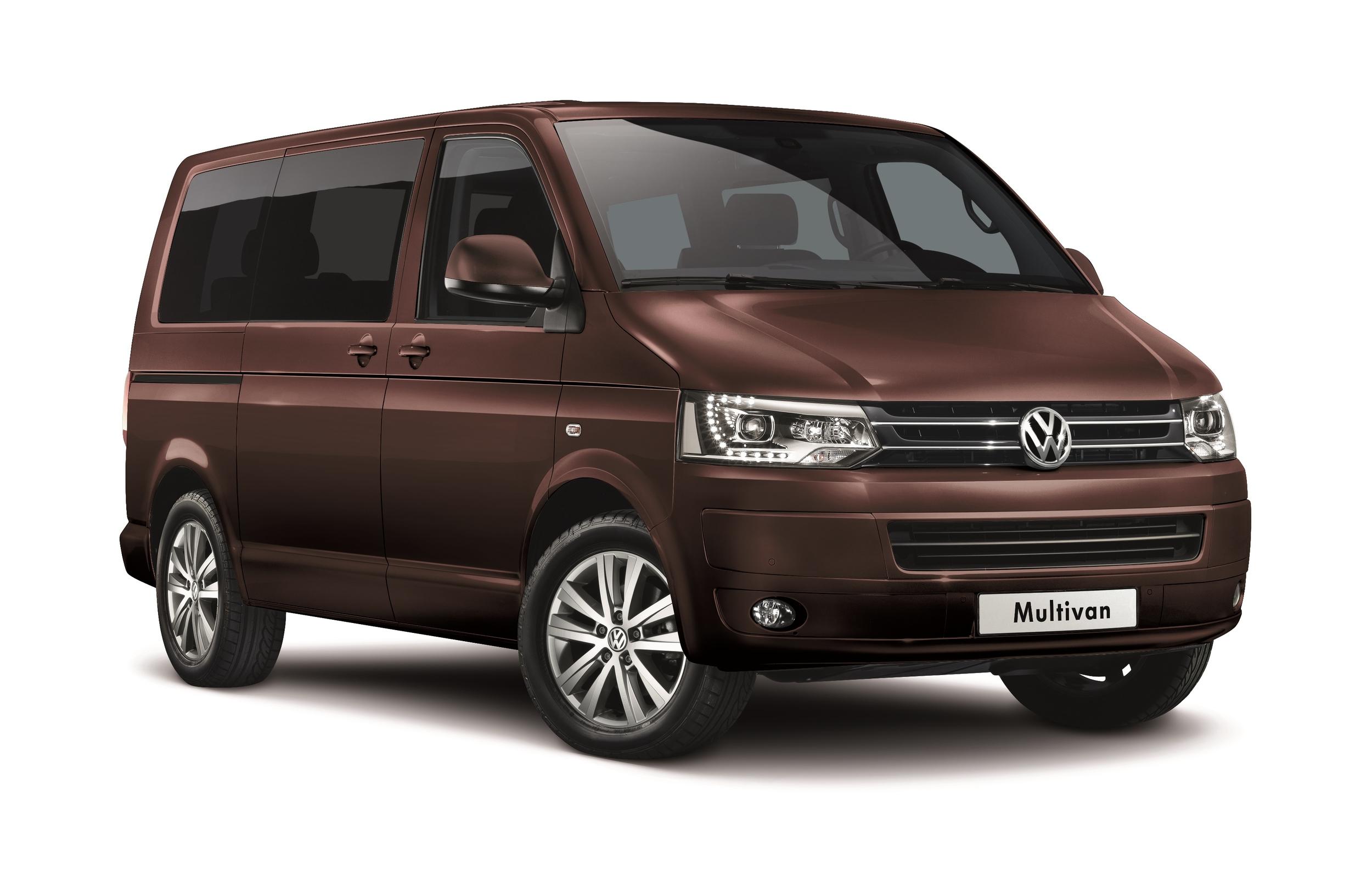 Volkswagen Multivan Premium 2014 04