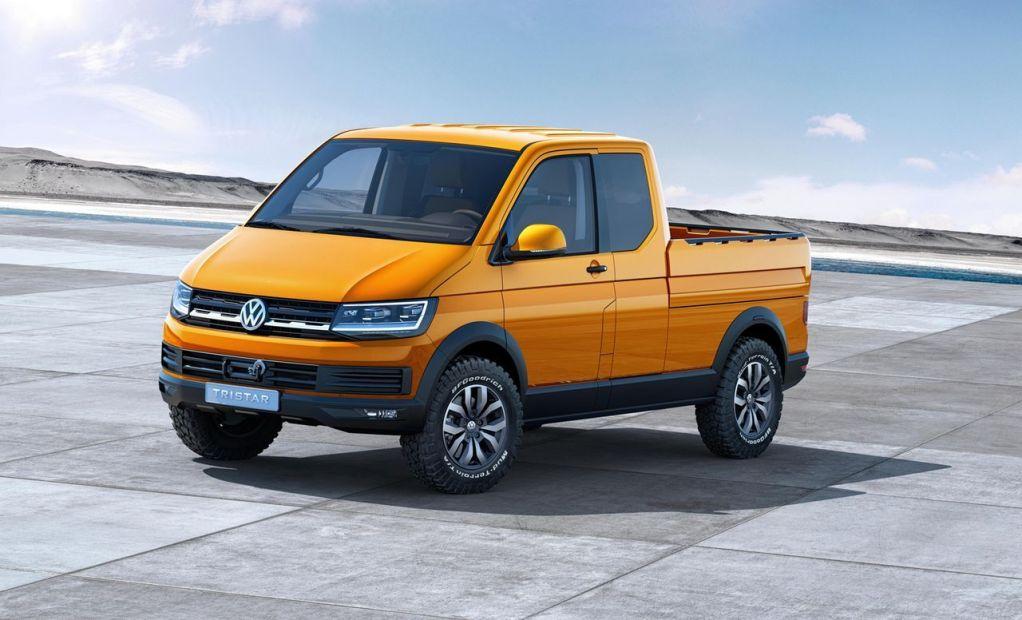 Volkswagen Tristar Concept 2014 01