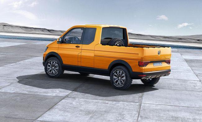 Volkswagen Tristar Concept 2014 05