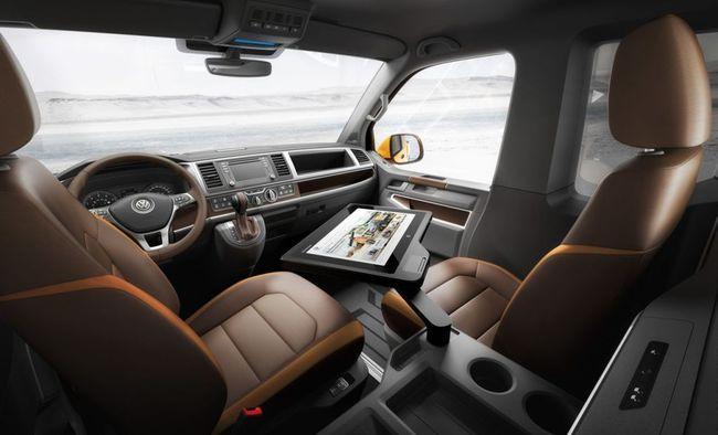 Volkswagen Tristar Concept 2014 interior 03