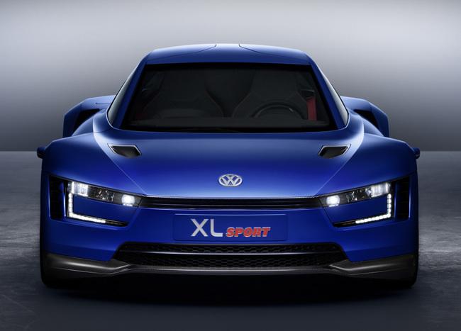 Volkswagen XL Sport Concept 2014 04