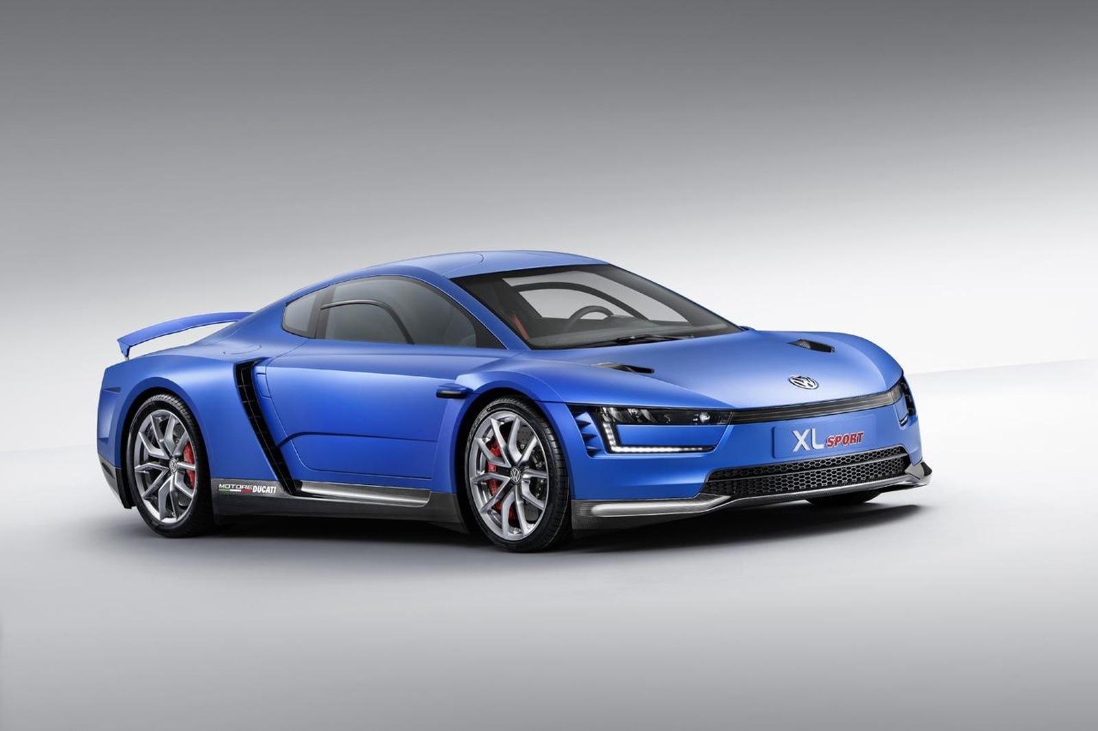 Volkswagen XL Sport Concept 2014 10