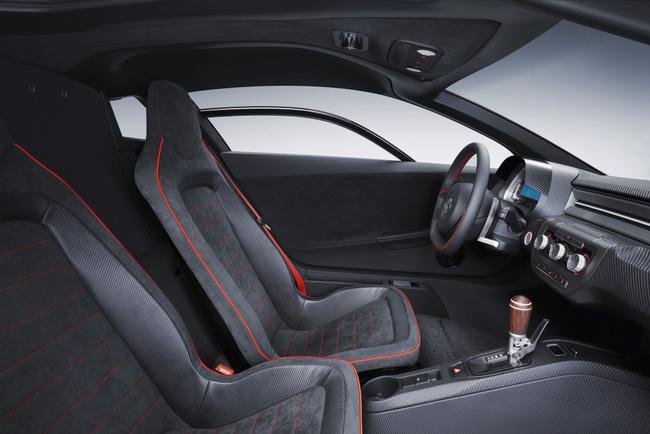 Volkswagen XL Sport Concept 2014 interior 02
