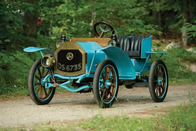 Z - 1910 Zebra Type A Runabout
