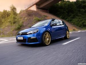 Volkswagen Alpha-n Golf R 2013