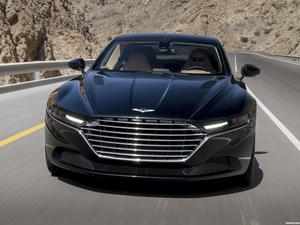 Aston Martin Lagonda Prototype 2014