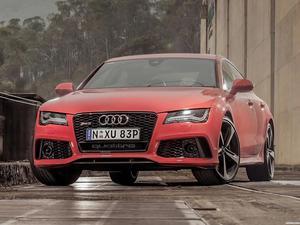 Audi RS7 Sportback Australia 2014