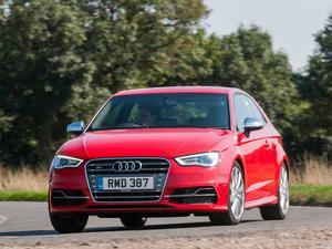 Audi S3 UK 2013