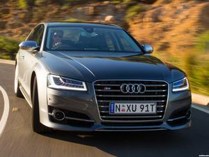 Audi S8 D4 Australia 2014
