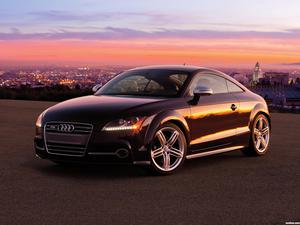 Audi TTS Coupe 8J USA 2010