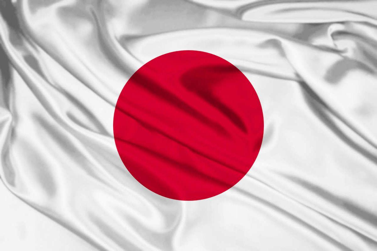 bandera japon