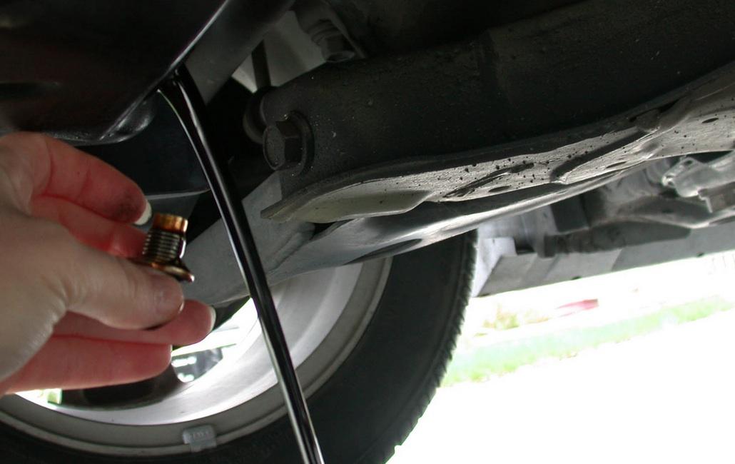 cambio aceite coche