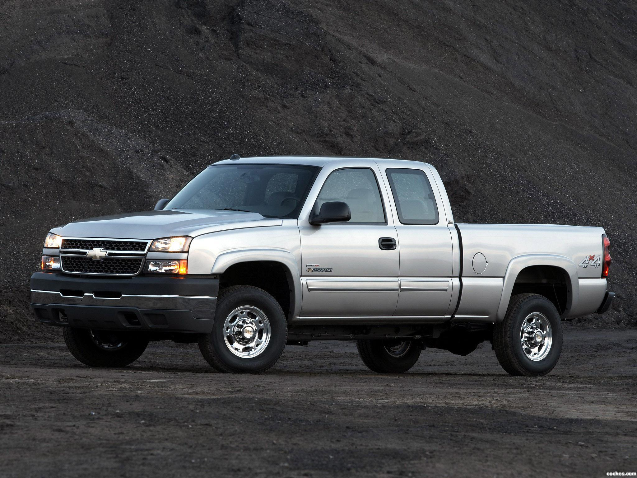 fotos de chevrolet silverado 2500 hd extended cab 2002. Black Bedroom Furniture Sets. Home Design Ideas