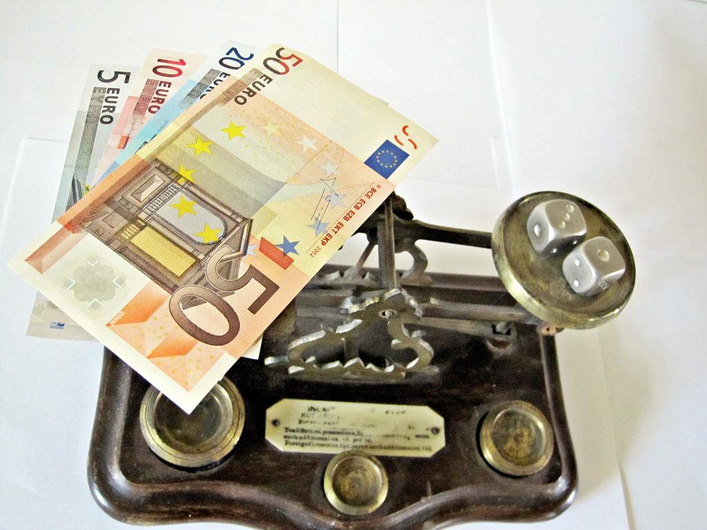 euros balanza
