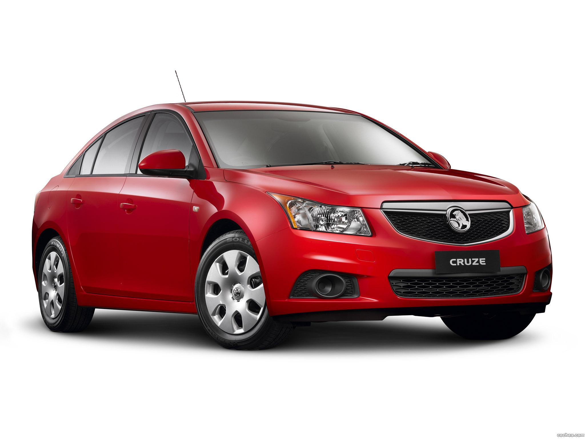 Fotos De Holden Cruze Cd Series Ii 2011