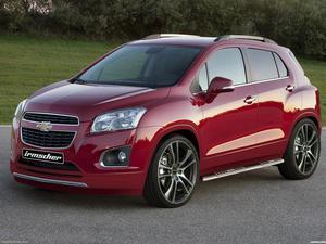 Irmscher Chevrolet Trax 2013