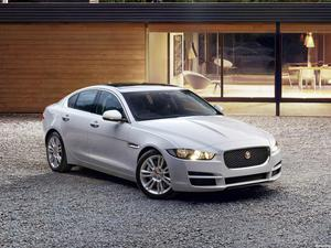 Jaguar XE Prestige UK 2015