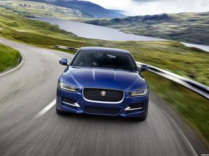 Jaguar XE R Sport UK 2015