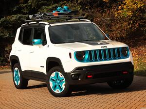 Jeep Renegade Frostbite 2014
