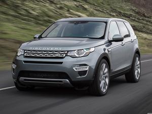 Land Rover Discovery Sport HSE Luxury L550 2015