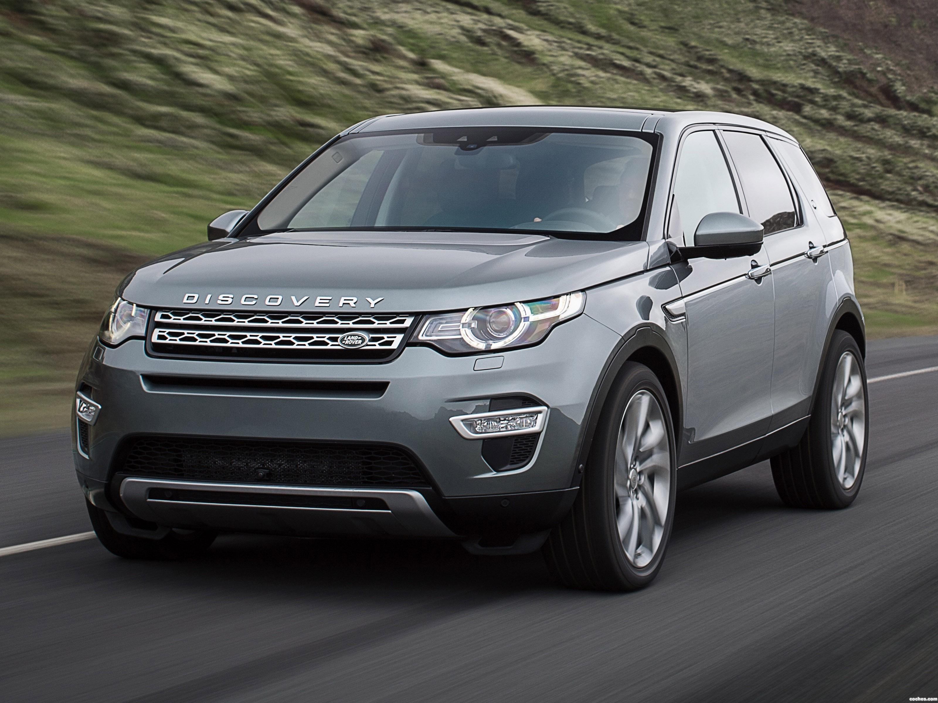 fotos de land rover discovery sport hse luxury l550 2015. Black Bedroom Furniture Sets. Home Design Ideas