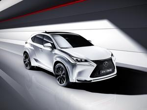 Lexus NX 200T by Will I Am 2014