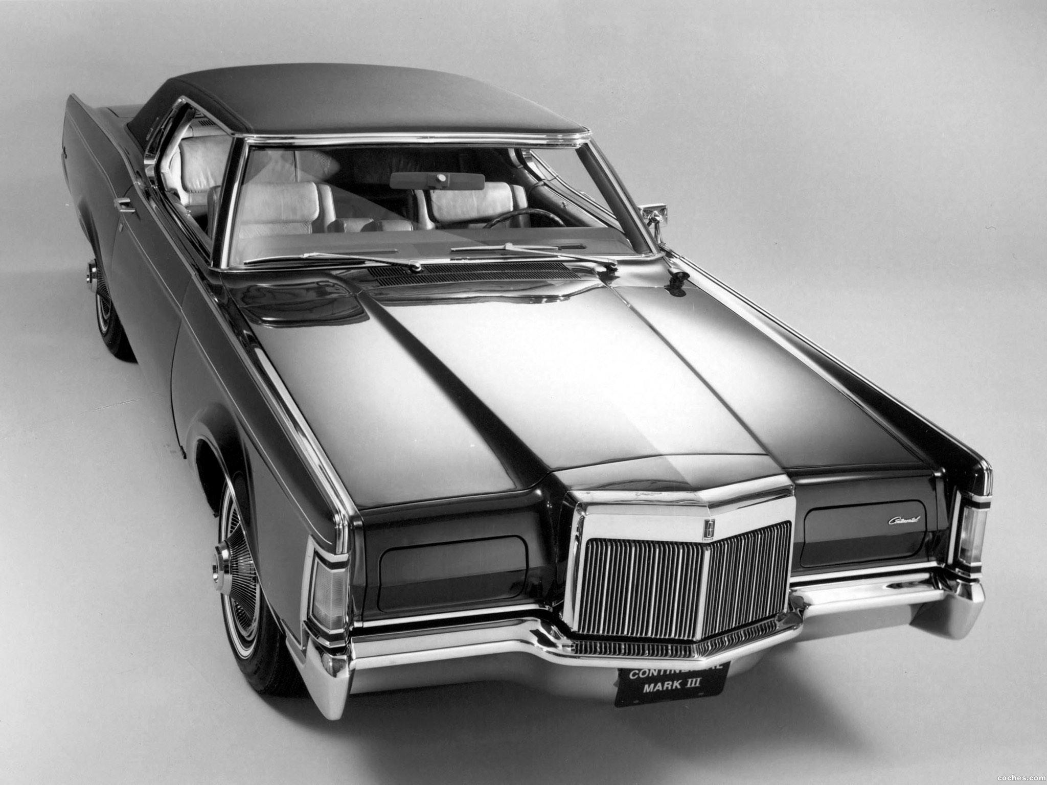 Lincoln Continental Mark Iii R